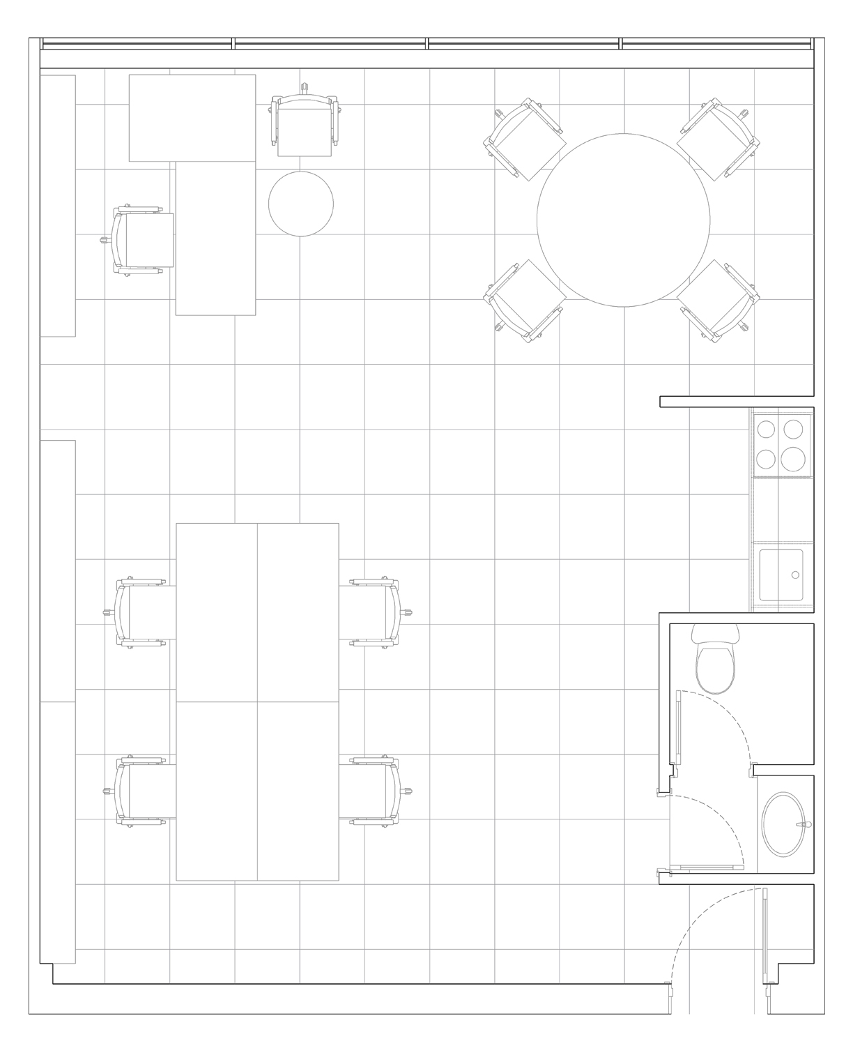 office design plan