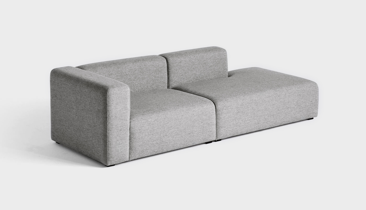 Mags seater by HAY